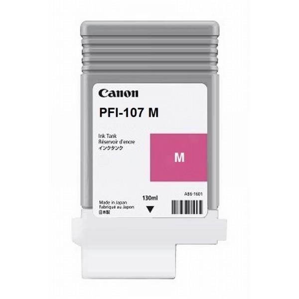 Canon Tinte 6707B001 PFI-107 M Magenta 130 ml 1 Stück
