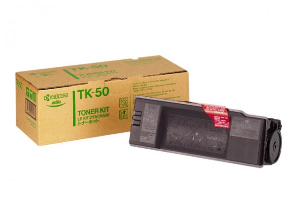Kyocera Toner 370QA0KX TK-50H Schwarz 15.000 Seiten 1 Stück