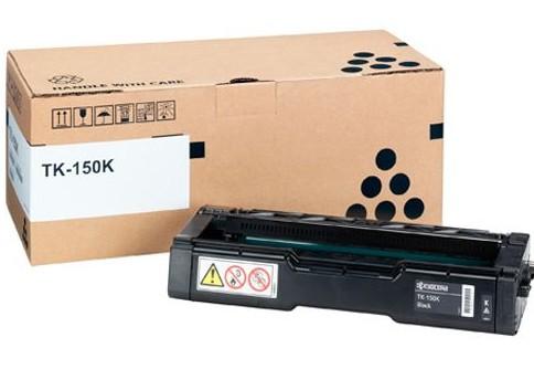 Kyocera Toner 1T05JK0NL0 TK-150K Schwarz 6.500 Seiten 1 Stück