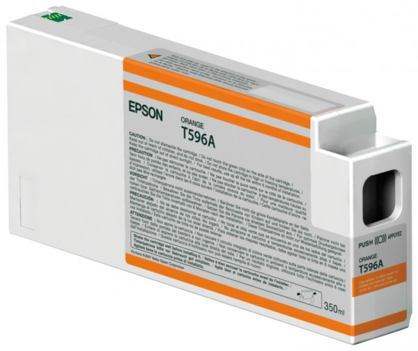 Epson Tinte C13T596A00 T596A orange 350 ml 1 Stück