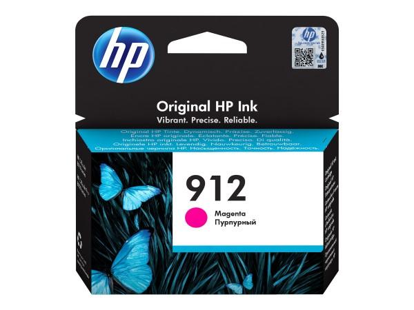 HP Tinte 3YL78AE#BGX 912 Magenta 315 Seiten 2,93 ml 1 Stück