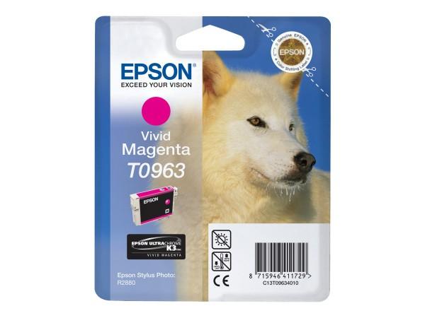 Epson Tinte C13T09634010 T0963 magenta 865 Seiten 11,4 ml 1 Stück