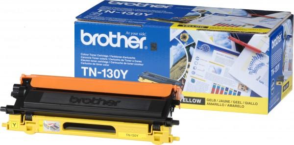 Brother Toner TN-130Y Gelb 1.500 Seiten 1 Stück