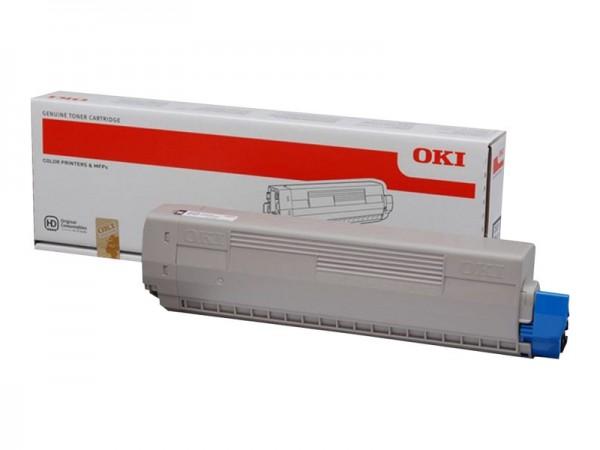 Oki Toner 45862840 Schwarz 7.000 Seiten 1 Stück