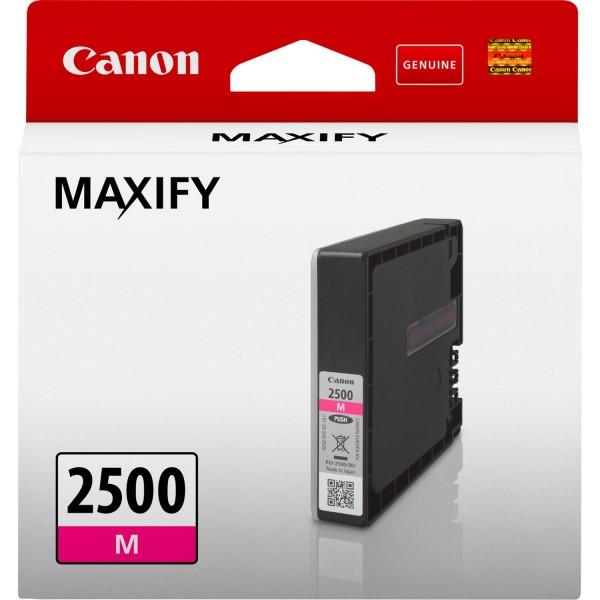 Canon Tinte 9302B001 PGI-2500M Magenta 9,6 ml 1 Stück