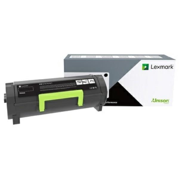 Lexmark Toner 56F2H0E Schwarz 15.000 Seiten Große Füllmenge 1 Stück
