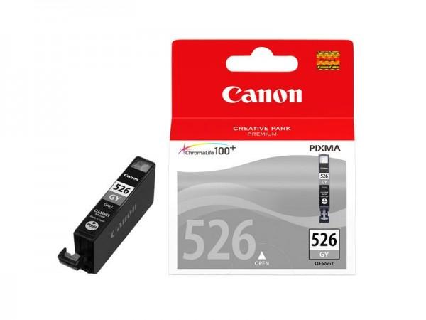 Canon Tinte 4544B001 CLI-526 GY grau 437 Seiten 9 ml 1 Stück