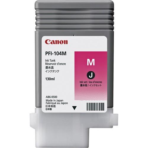 Canon Tinte 3631B001 PFI-104 M Magenta 130 ml 1 Stück