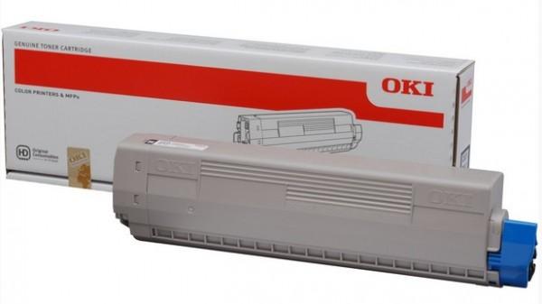 Oki Toner 44844508 Schwarz 10.000 Seiten 1 Stück
