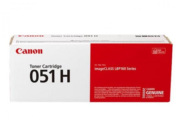 Canon Toner 2169C002 051 H Schwarz 4.100 Seiten 1 Stück