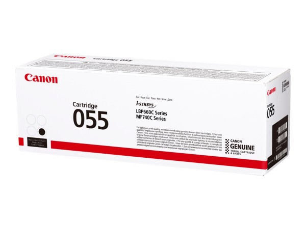 Canon Toner 3016C002 055 Schwarz 2.300 Seiten 1 Stück