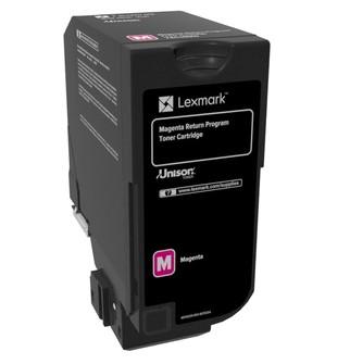 Lexmark Toner 74C20M0 Magenta 3.000 Seiten 1 Stück