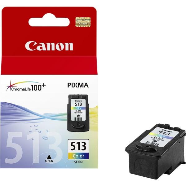 Canon Tinte 2971B001 CL-513 color 349 Seiten 13 ml 1 Stück