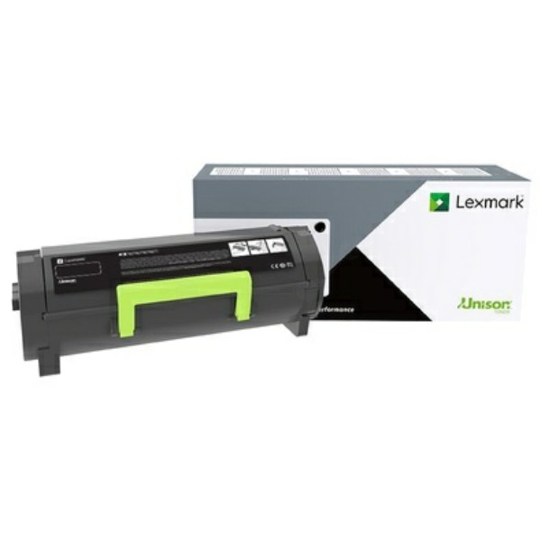Lexmark Toner 56F2X0E Schwarz 20.000 Seiten 1 Stück