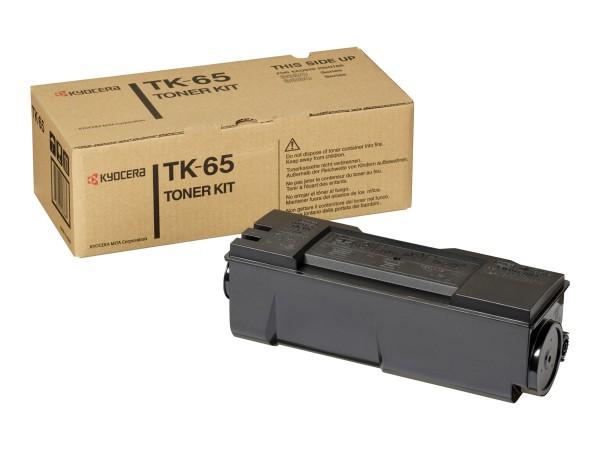 Kyocera Toner 370QD0KX TK-65 Schwarz 20.000 Seiten 1 Stück