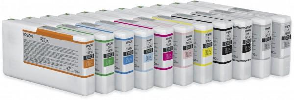 Epson Tinte C13T913400 T9134 Gelb 200 ml 1 Stück