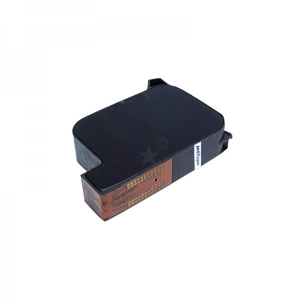 jetType Tinte kompatibel zu HP C6615DE 15 schwarz 950 Seiten 45 ml