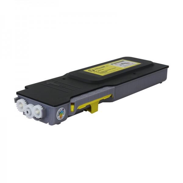 Cartridgeweb Toner kompatibel zu Dell 593-11120 F8N91 gelb 9.000 Seiten 1 Stück