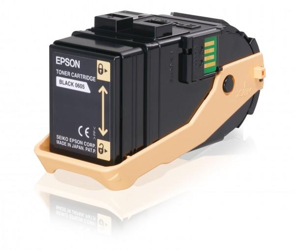 Epson Toner C13S050605 0605 Schwarz 6.500 Seiten 1 Stück