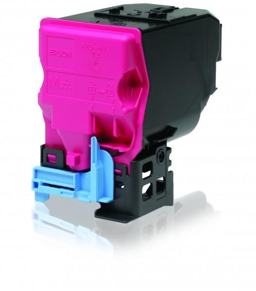 Epson Toner C13S050591 0591 Magenta 6.000 Seiten 1 Stück