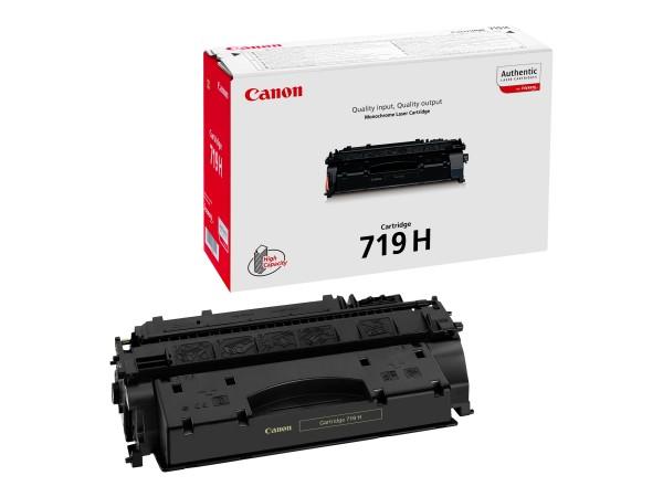 Canon Toner 3480B002 719H Schwarz 6.400 Seiten 1 Stück
