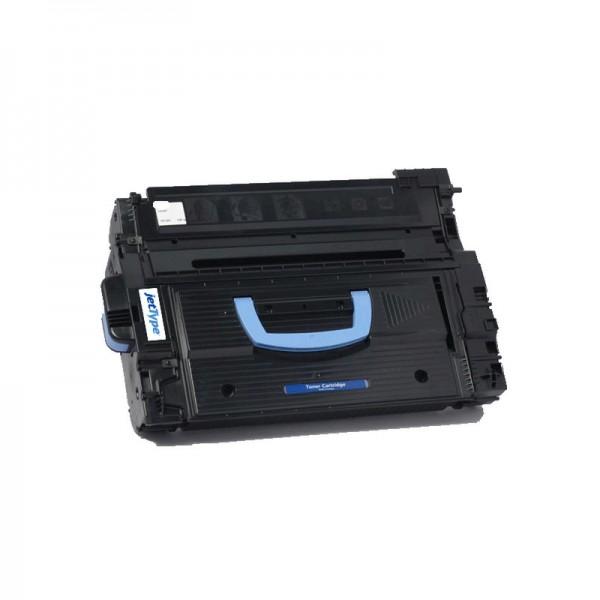 jetType Toner kompatibel zu HP C8543X 43X schwarz 30.000 Seiten Große Füllmenge 1 Stück