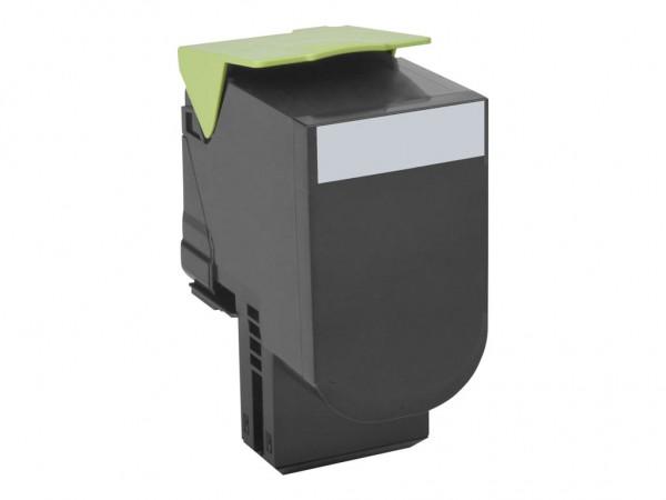 Lexmark Toner 80C2HK0 802HK Schwarz 4.000 Seiten Große Füllmenge 1 Stück