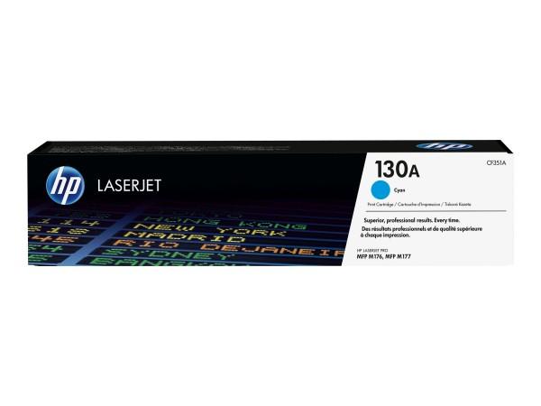HP Toner CF351A 130A cyan 1.000 Seiten 1 Stück