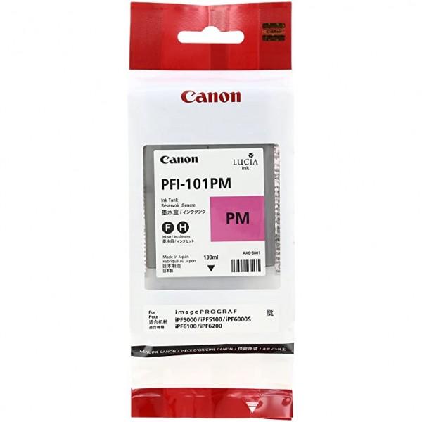 Canon Tinte 0888B001 PFI-101 PM Fotomagenta 130 ml pigmentiert 1 Stück