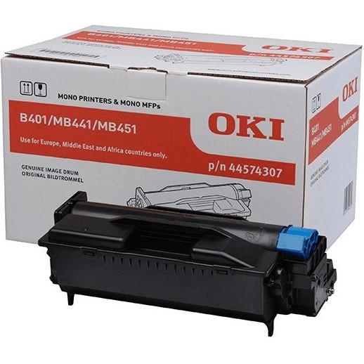 Oki Trommel-Kit 44574307 schwarz 25.000 Seiten