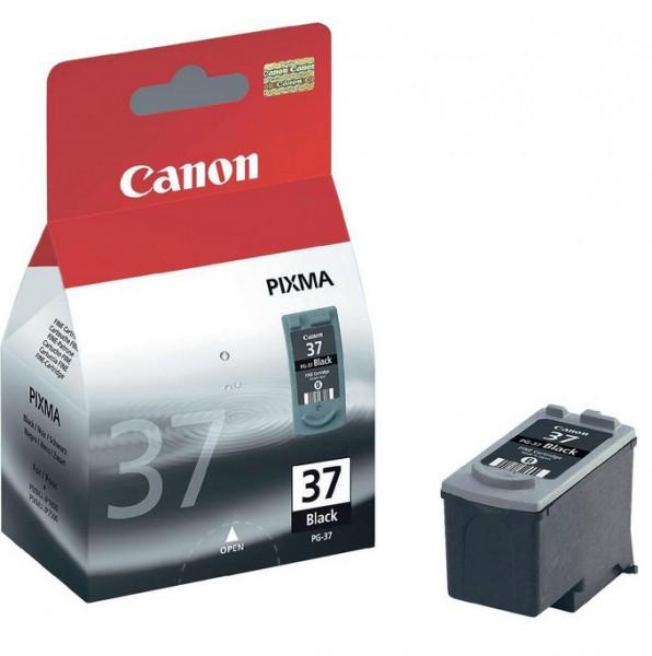 Canon Druckkopf 2145B001 PG-37 schwarz 220 Seiten 11 ml