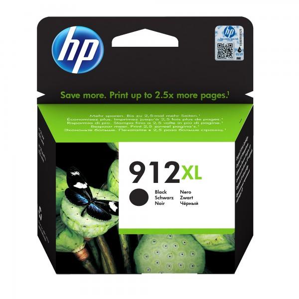HP Tinte 3YL84AE#BGX 912XL Schwarz 825 Seiten 21,7 ml pigmentiert 1 Stück