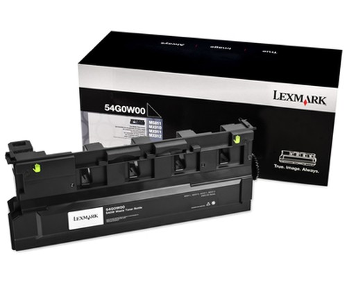 Lexmark Resttonerbehälter 54G0W00 90.000 Seiten 1 Stück