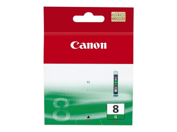 Canon Tinte 0627B001 CLI-8 G Grün 5.845 Seiten 13 ml 1 Stück
