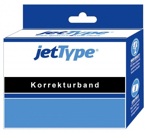 jetType Korrekturband kompatibel zu Pelikan 507806 weiss Gr. 143 Lift-off VE = 5 Stk.