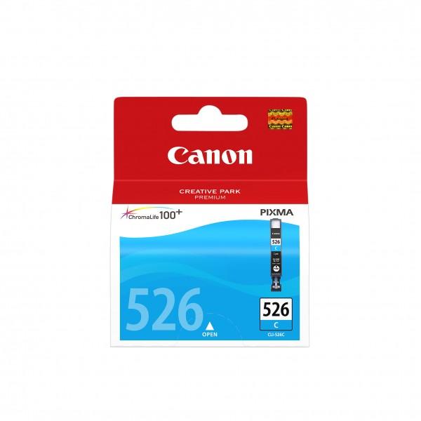Canon Tinte 4541B001 CLI-526 C Cyan 462 Seiten 9 ml 1 Stück