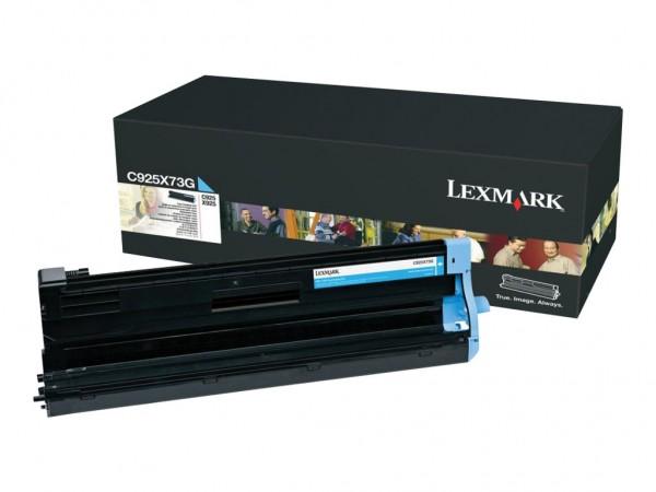 Lexmark Trommel-Kit C925X73G Cyan 30.000 Seiten