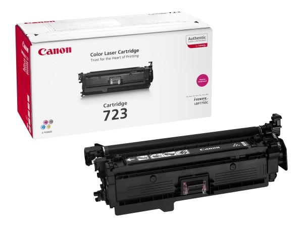 Canon Toner 2642B002 723 Magenta 8.500 Seiten 1 Stück