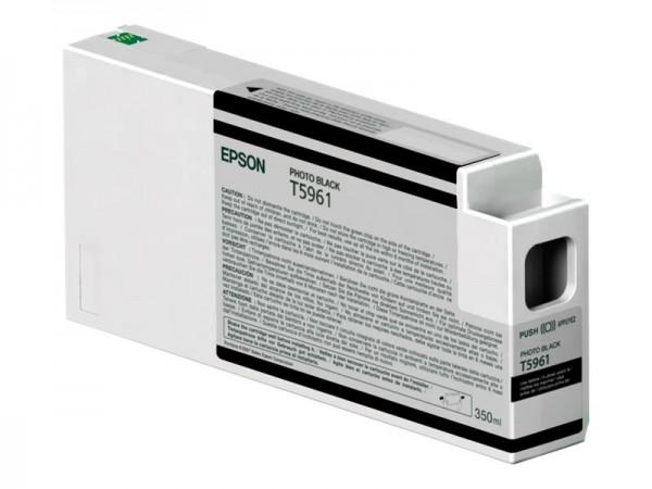 Epson Tinte C13T596100 T5961 Fotoschwarz 350 ml 1 Stück
