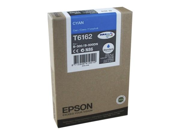Epson Tinte C13T616200 T6162 cyan 3.500 Seiten 53 ml 1 Stück
