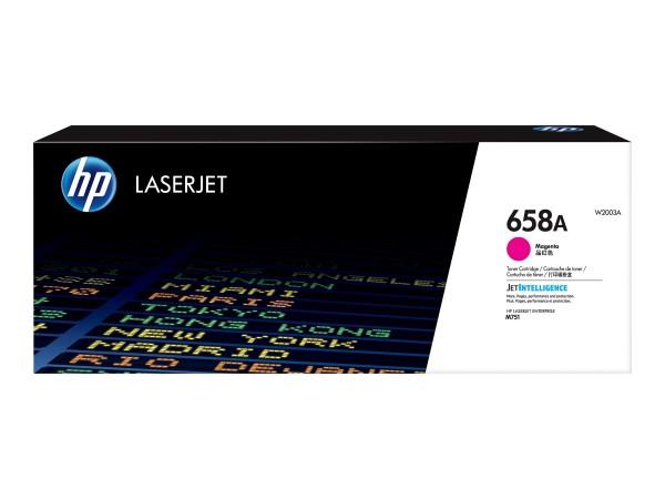 HP Toner W2003A 658A Magenta 6.000 Seiten 1 Stück