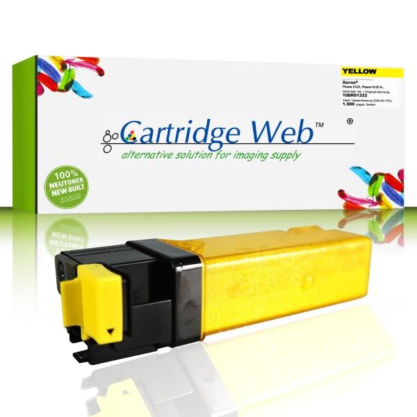 CartridgeWeb Toner kompatibel zu Xerox 106R01333 gelb 1.000 Seiten