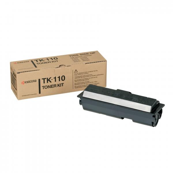 Kyocera Toner 1T02FV0DE0 TK-110 Schwarz 6.000 Seiten 1 Stück