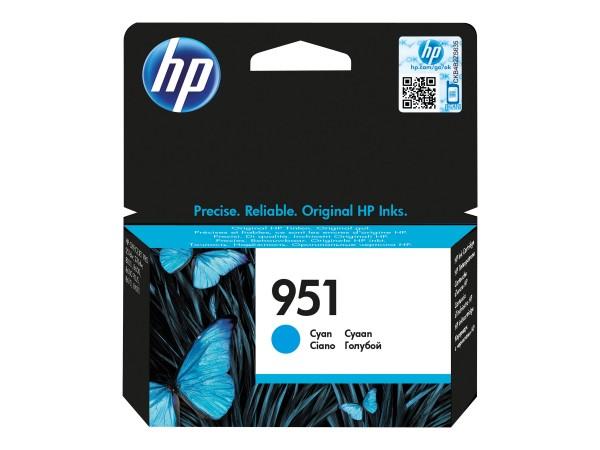 HP Tinte CN050AE 951 cyan 700 Seiten 8 ml 1 Stück