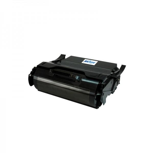 jetType Toner kompatibel zu Lexmark T654X11E schwarz 36.000 Seiten Große Füllmenge 1 Stück