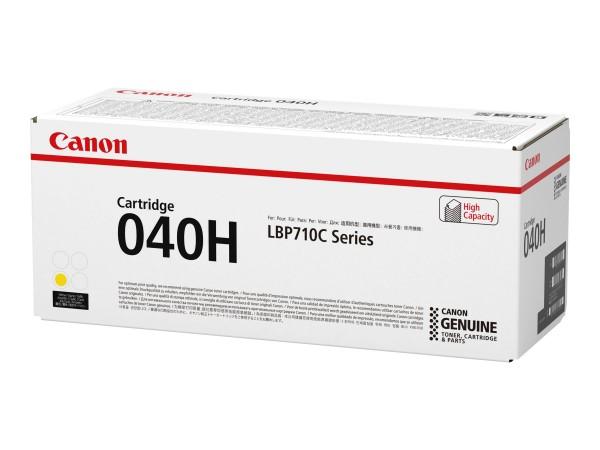 Canon Toner 0455C001 040 H Gelb 10.000 Seiten 1 Stück