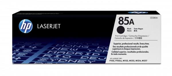 HP Toner CE285A 85A schwarz 1.600 Seiten 1 Stück