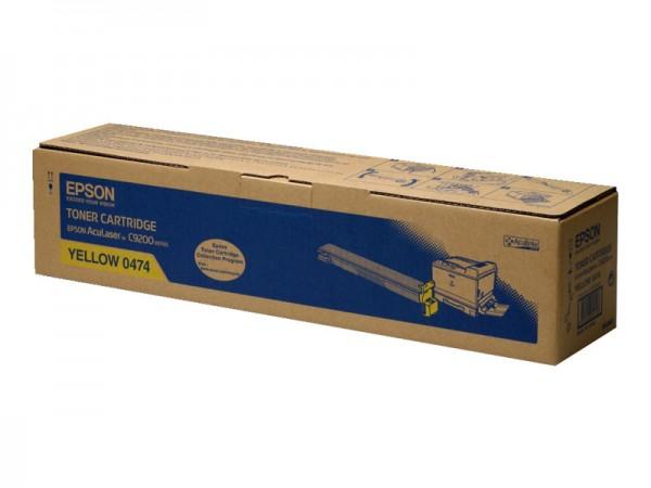 Epson Toner C13S050474 S050474 gelb 14.000 Seiten 1 Stück