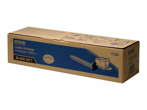 Epson Toner C13S050477 S050477 schwarz 21.000 Seiten 1 Stück