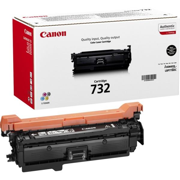 Canon Toner 6263B002 732 Schwarz 6.000 Seiten